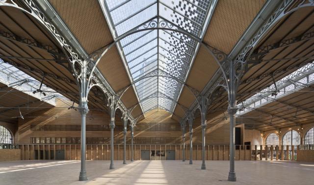 le Carreau du temple (prix spécial du trophée Eiffel 2015)