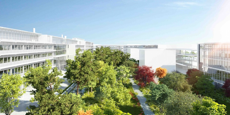 Projet Saclay - ENS Cachan - RPBW