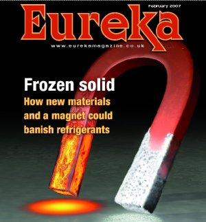 Eureka Magazine (fév 2007)