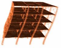 Appréciation de la déformabilité d'une structure sous chargement sismique