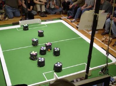 Exemple de match en 4vs4